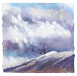 First Snow - Skiddaw