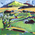 Great Mell Fell (study)