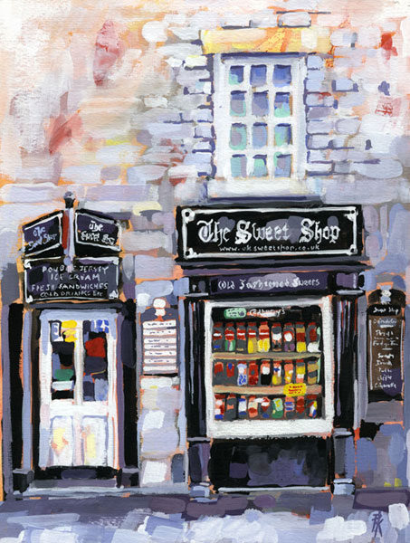 The Sweet Shop - Kirkby Lonsdale